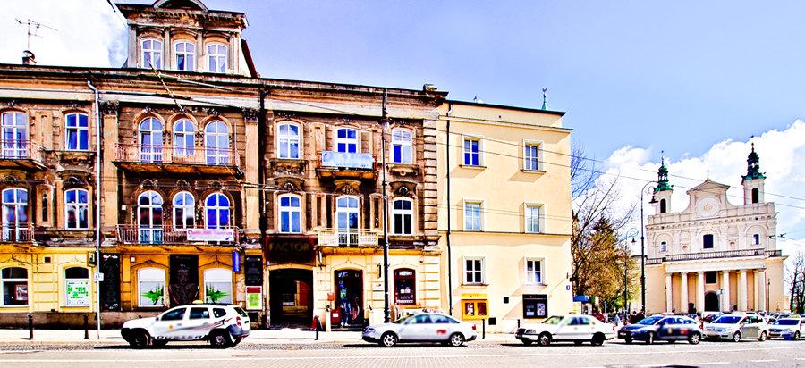 Zdjęcie Hostelu Królewska w Lublinie