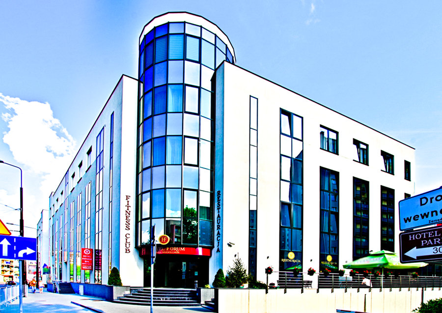 Zdjęcie Hotelu Forum w Lublinie