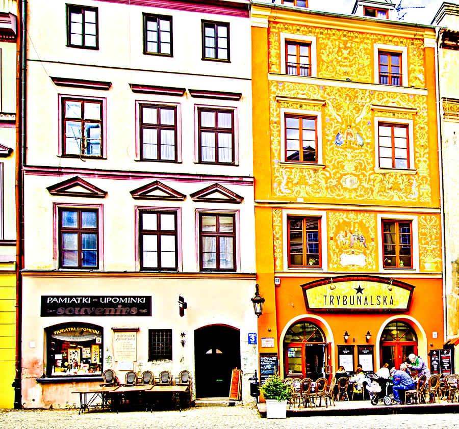Zdjęcie pensjonatu Trybunalska w Lublinie