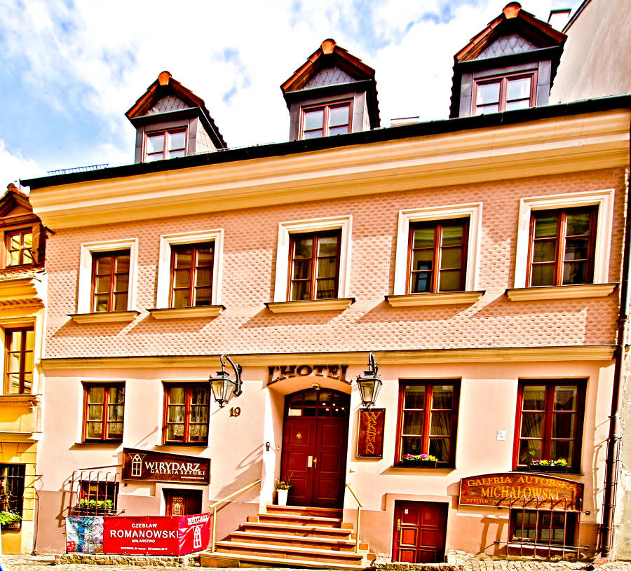 Zdjęcie Rezydencji Waksman w Lublinie