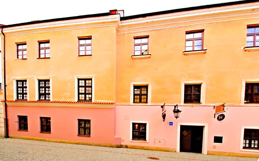 Zdjęcie apartamentów Nr 6 na Starym Mieście w Lublinie
