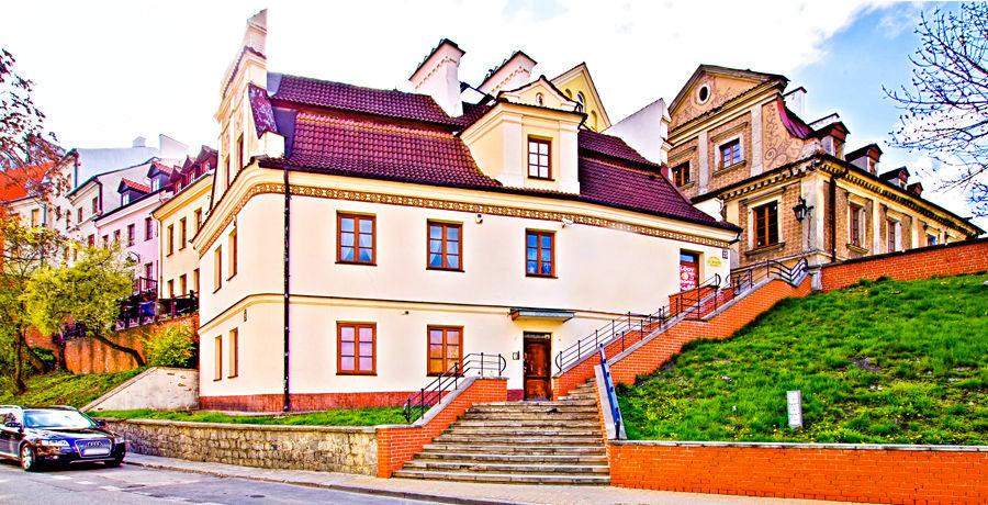 Zdjęcie pensjonatu Bramma Cafe w Lublinie