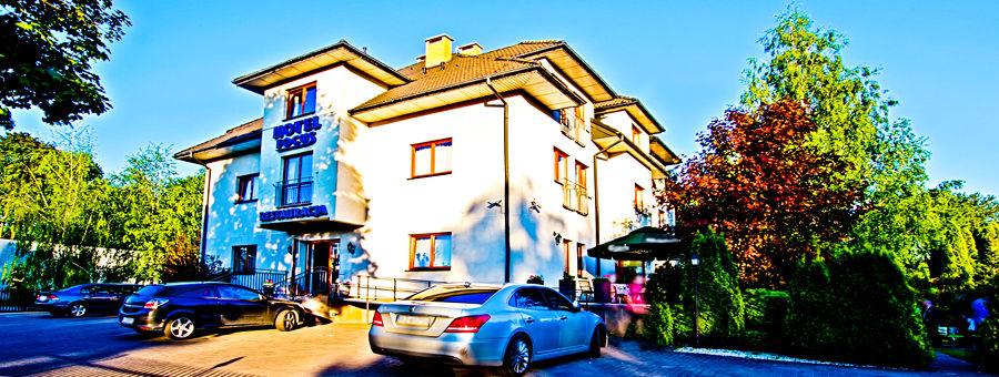 Zdjęcie Hotelu Focus prz Alei Kraśnickiej w Lublinie