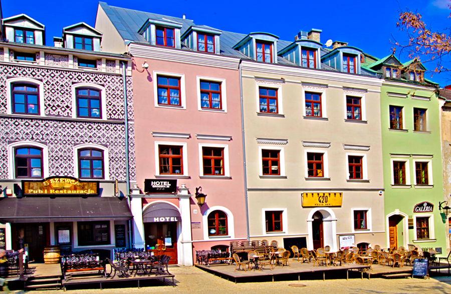 Zdjęcie Hotelu Grodzka 20 w Lublinie