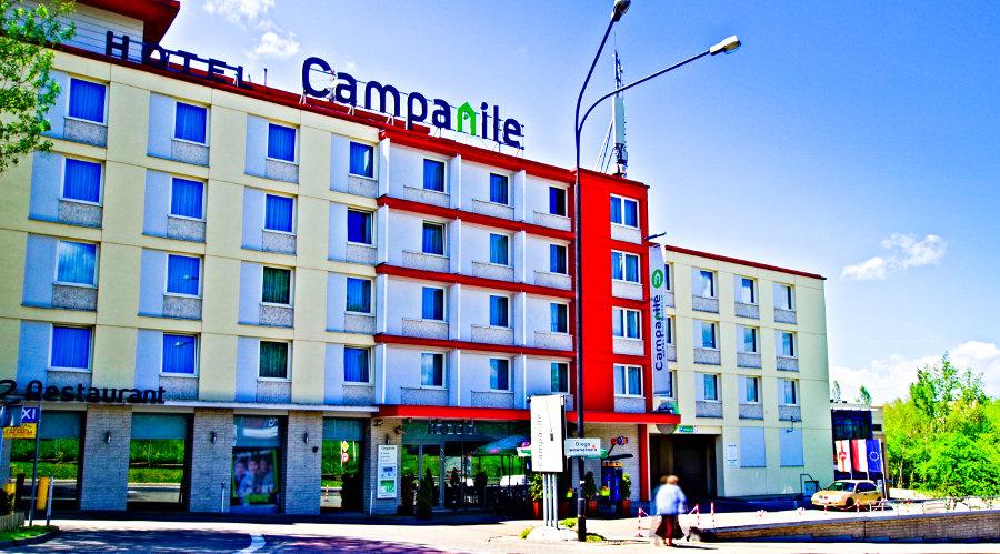 Hotel Campanile Lublin - zdjęcie zbliżone