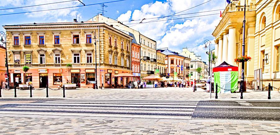 Plac Króla Władysława Łokietka