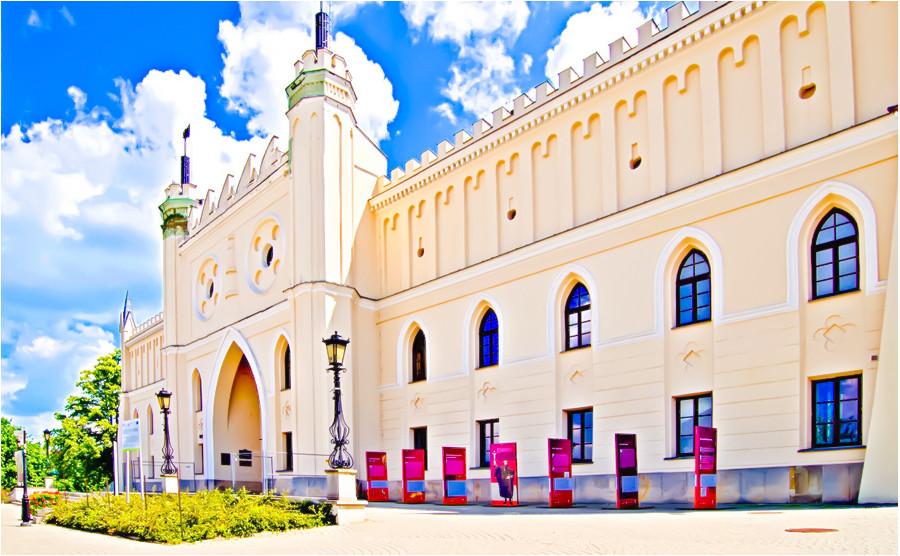 Zamczysko w Lublinie