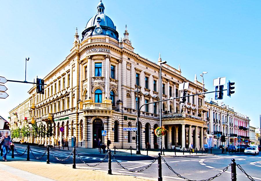 Zdjęcie IBB Grand Hotel Lublinianka