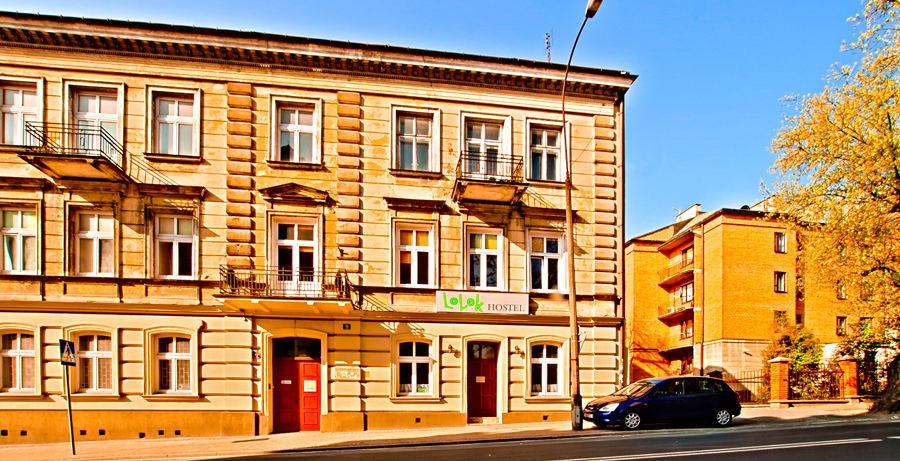 Zdjęcie Lolek Hostel w Lublinie przy ul. Bernardyńskiej