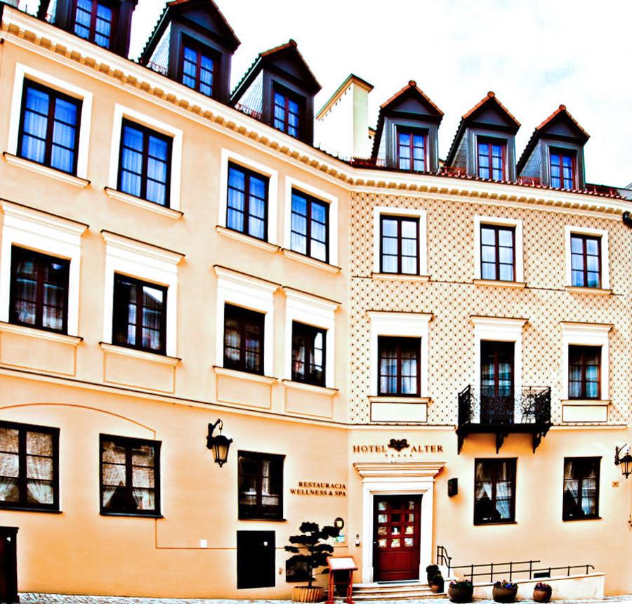 Zdjęcie Hotelu Alter w Lublinie