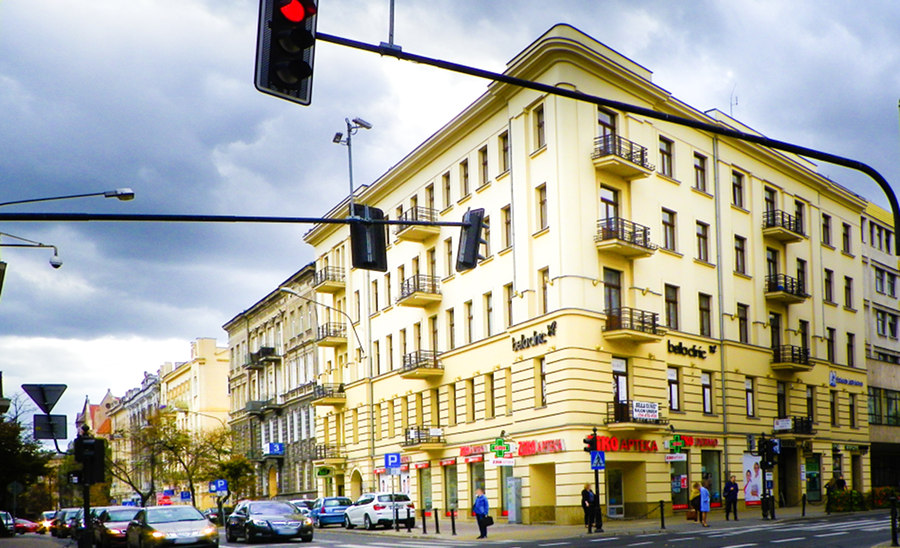 Droga do Hotelu Wieniawski w Lublinie, w galerii zdjęć