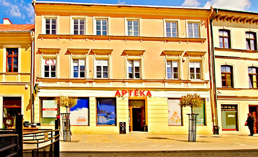 Folk Hostel w Lublinie -zdjęcie do galerii