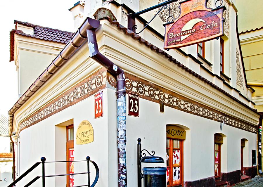 Bramma Cafe przy ul.Grodzkiej w Lublinie - zdjęcie do galerii