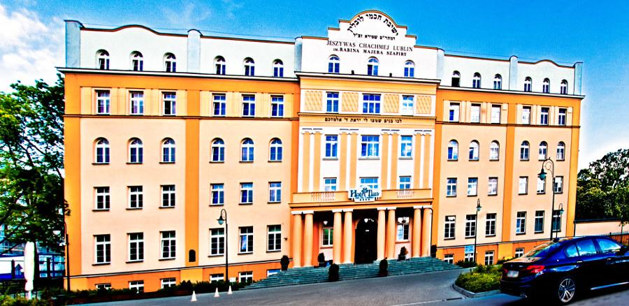 Perspektywa Hotelu Ilan w Lublinie do galerii zdjęć