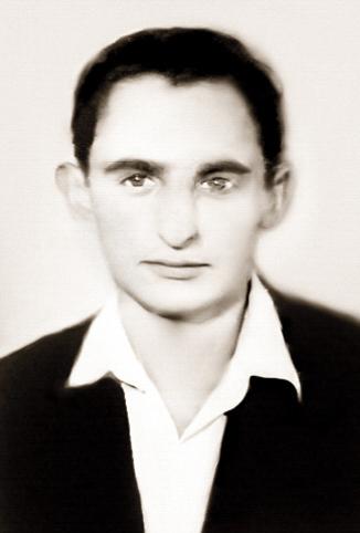 Renowacja zdjęcia młodego mężczyzny z Lublina