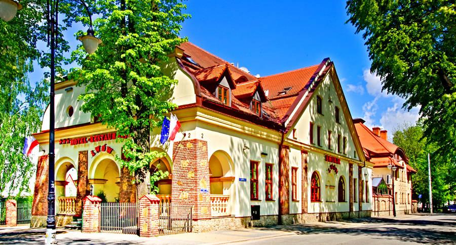 Zdjęcie Hotelu Lwów w Lublinie