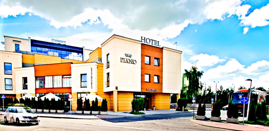 Zdjęcie Hotelu Piano na Czubach w Lublinie