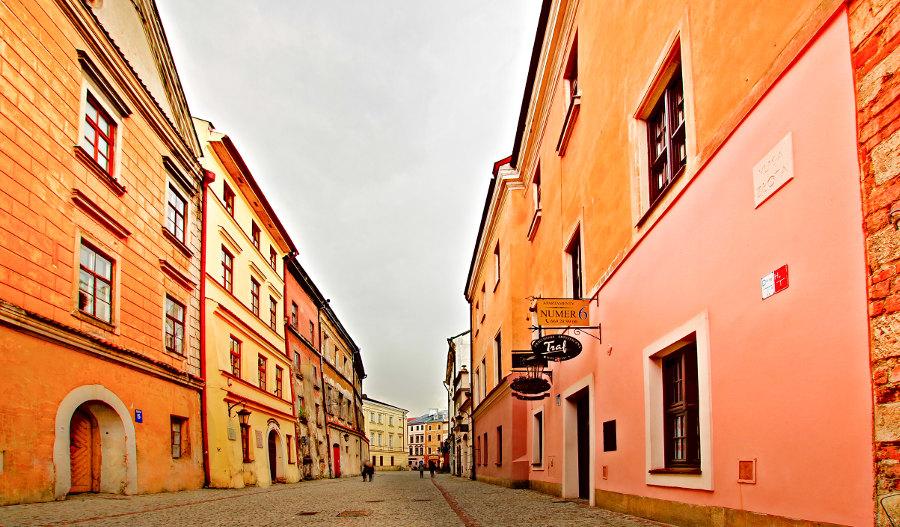 Apartamenty Nr 6 z ulicą Złotą w Lublinie - zdjęcie do galerii
