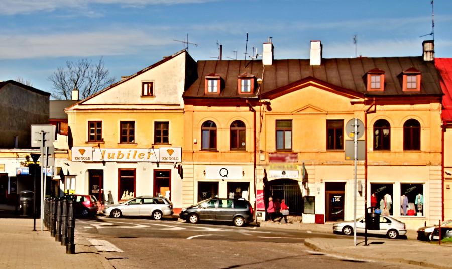 Fasada kamienicy z Apartamentami przy Starówce w Lublinie - zdjęcie do galerii
