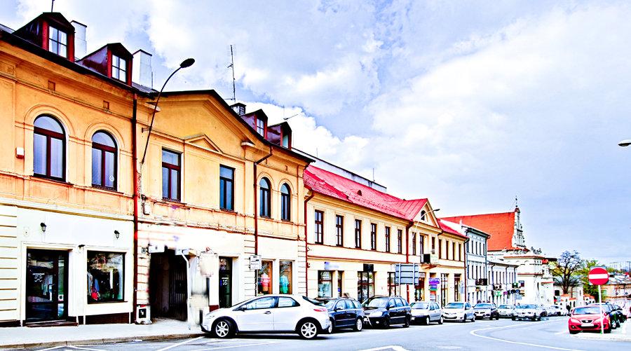 Apartamenty przy Starówce w Lublinie, w pasażu kamienic ul. Świętoduskiej - zdjęcie do galerii