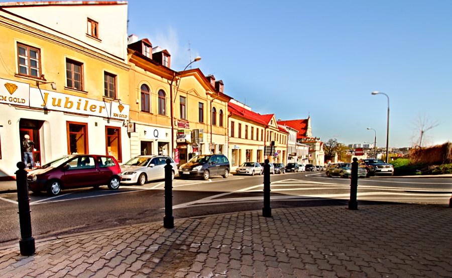 Apartamenty przy Starówce z ul. Swiętoduską w Lublinie - zdjęcie do galerii