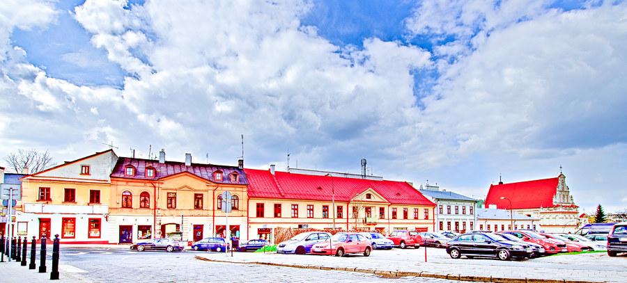 Apartamenty przy Starówce w Lublinie - zdjęcie z daleka, do galerii