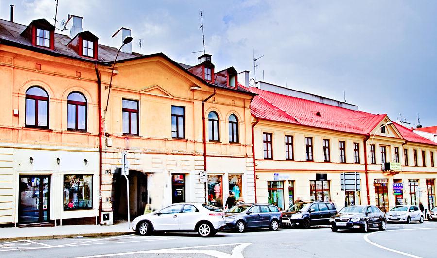 Apartamenty przy Starówce w Lublinie - zdjęcie do galerii