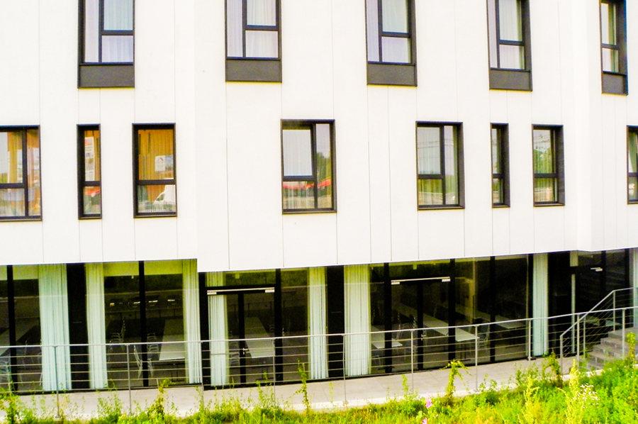 Arche Hotel Lublin - zdjęcie z bliska do galerii