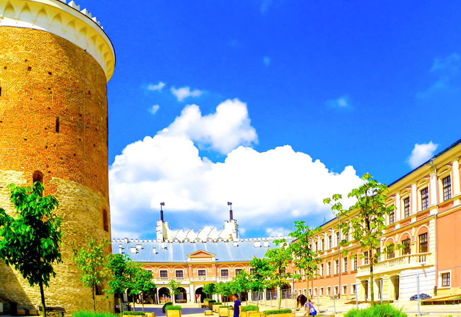 Atrakcje turystyczne - donżon na Zamku w Lublinie - zdjęcie do galerii