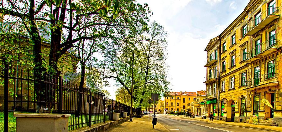 Perspektywa Cent Hostel w Lublinie, do galerii zdjęć