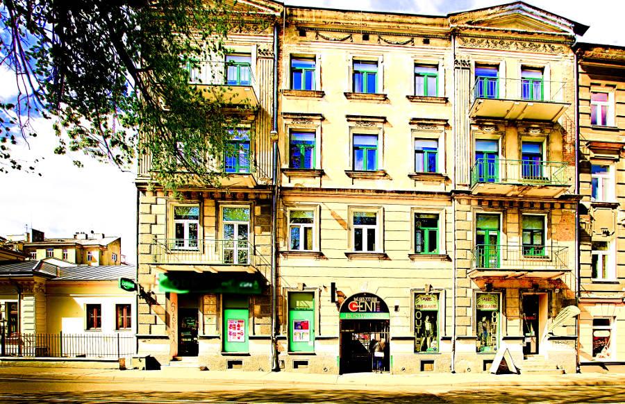 Cent Hostel w Lublinie, do galerii zdjęć