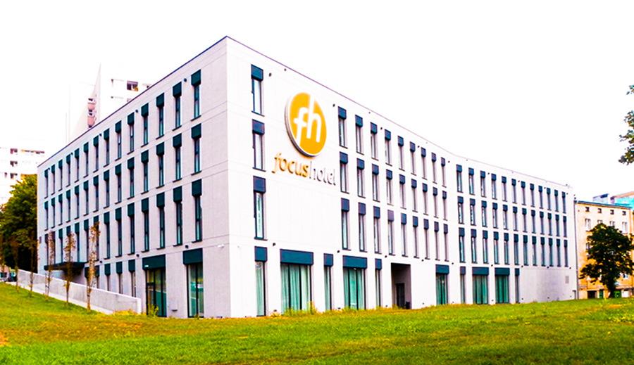 Focus Hotel Premium Lublin na ul. Podzamcze - do galerii zdjęć