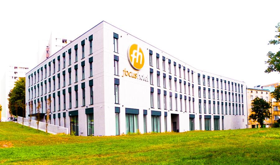 Okazały Focus Hotel Premium Lublin - zdjęcie do galerii