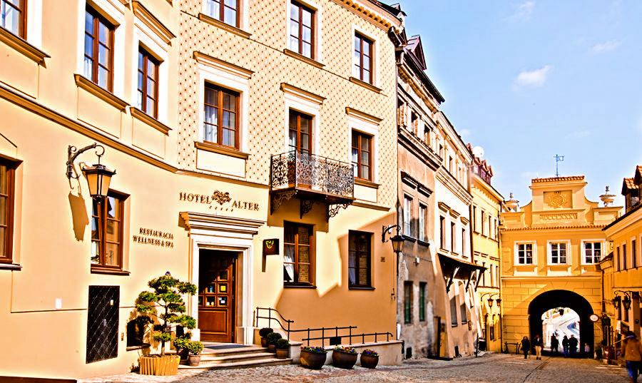 Hotel Alter w Lublinie - zdjęcie do galerii