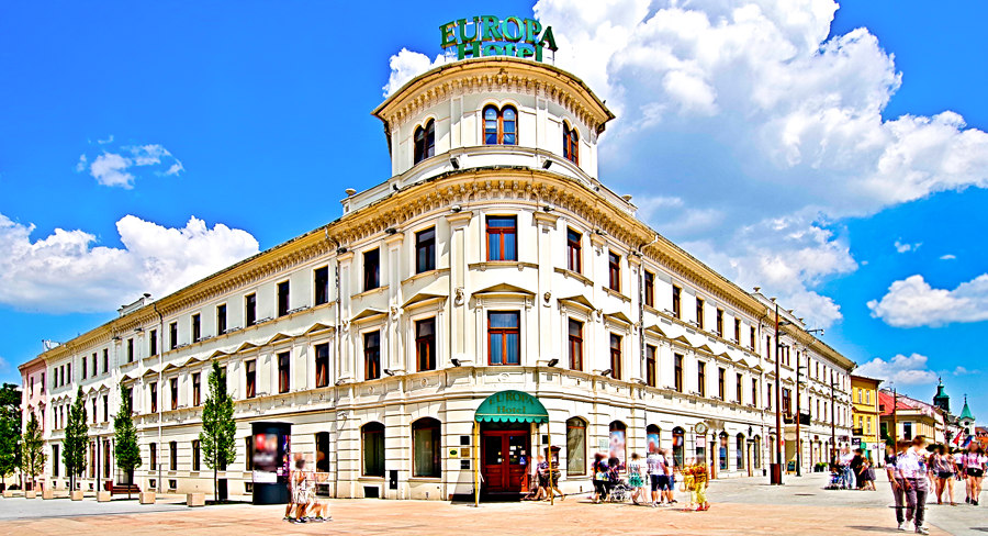Hotel Europa w Lublinie do galerii zdjęć