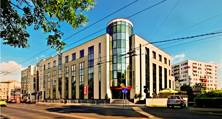 Hotel Forum w Lublinie i jego otoczenie - zdjęcie do galerii