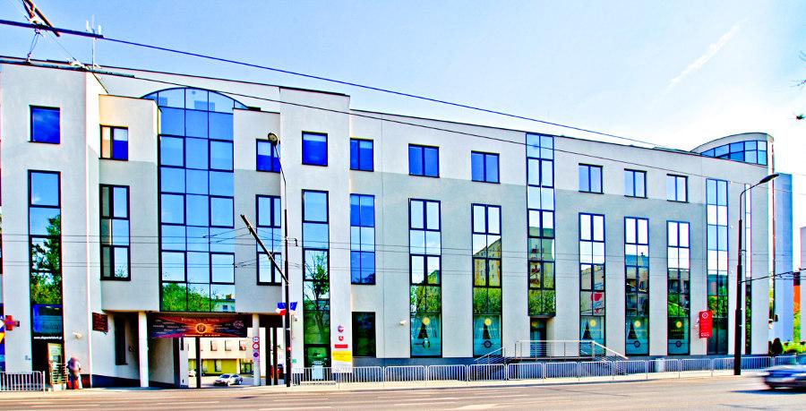 Skrzydło Hotelu Forum w Lublinie - do galerii zdjęć