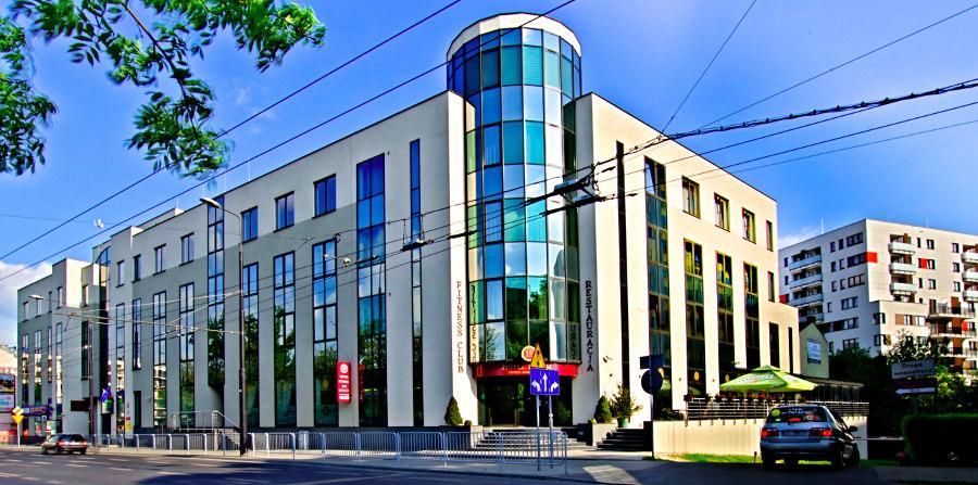 Hotel Forum w Lublinie w całej krasie - do galerii zdjęć