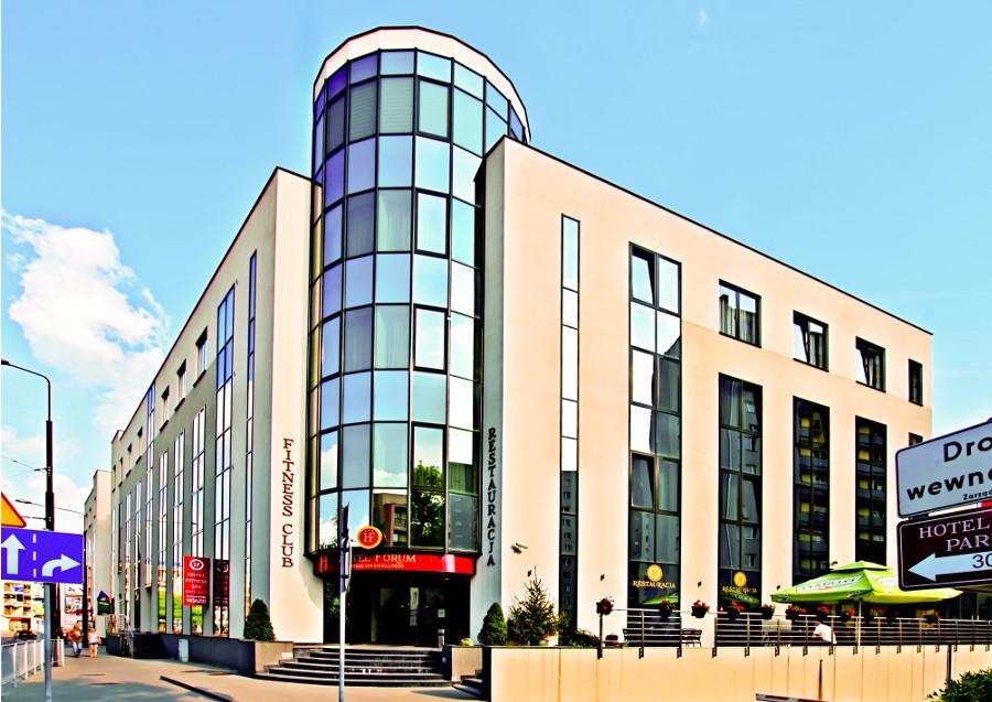 Hotel Forum w Lublinie, do galerii zdjęć