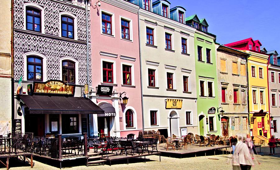 Staromiejskie otoczenie Hotelu Grodzka 20 w Lublinie - zdjęcie do galerii