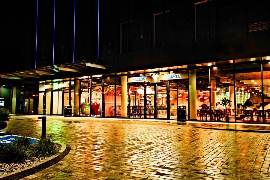 Reatauracja Hotelu Ibis Styles Lublin - zdjęcie do galerii