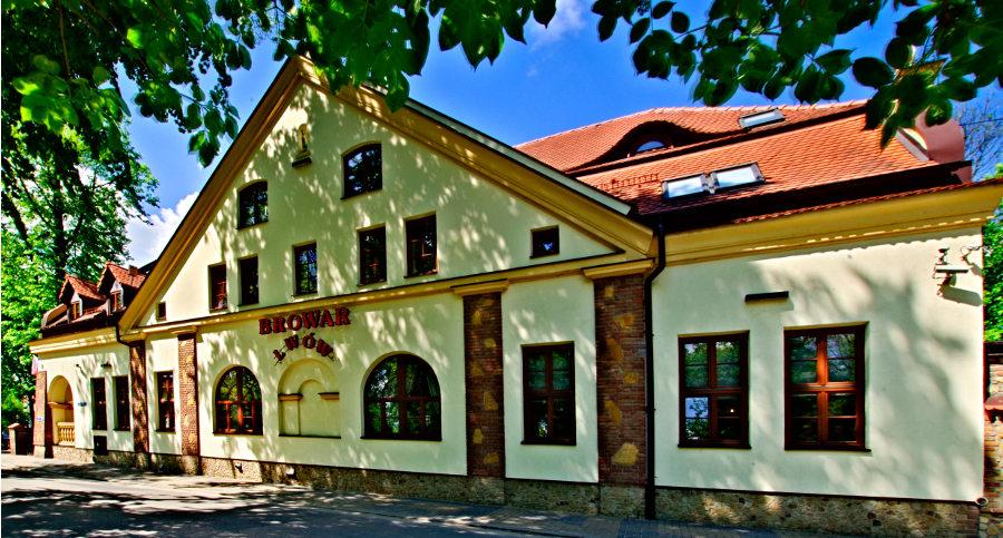 Hotel Browar Lwów w Lublinie - zdjęcie do galerii