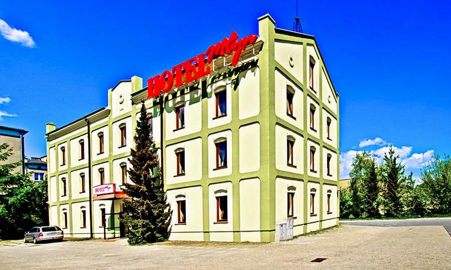 Hotel Młyn w Lublinie, przy Alejach Racławickich - zdjęcie do galerii
