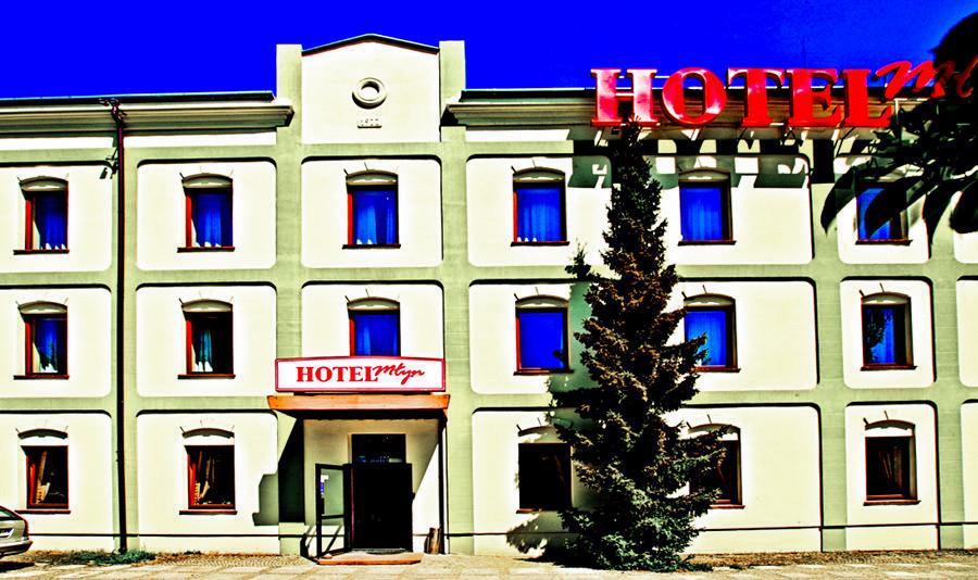 Fasada Hotelu Młyn w Lublinie - zdjęcie do galerii