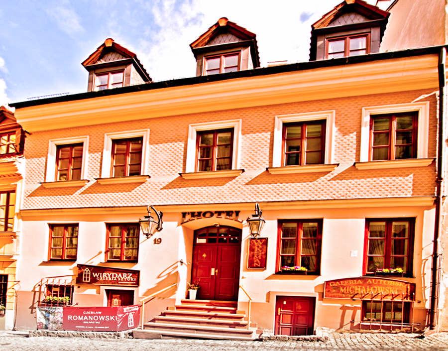 Hotel Rezydencja Waksman Lublin, do galerii zdjęć