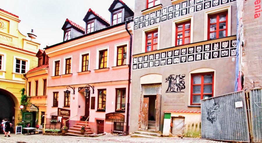 Hotel Rezydencja Waksman Lublin i kamienica w koty - zdjęcie do galerii