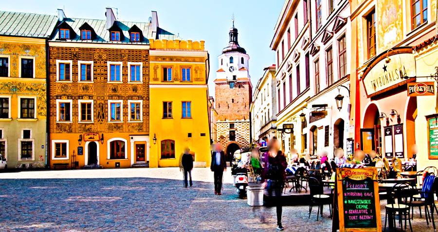 Hotel Trybunalska w Lublinie - zdjęcie ogródka do galerii