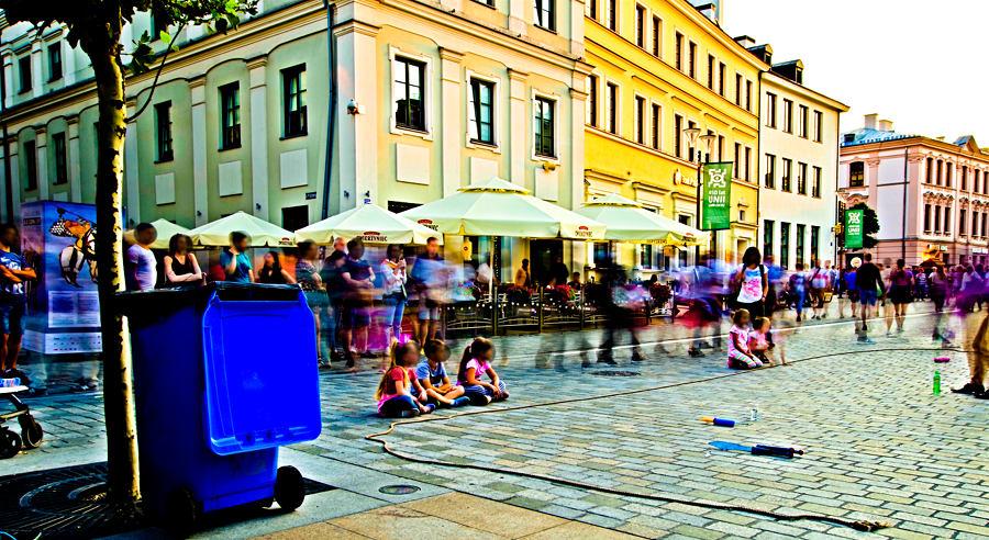 Atrakcje przed Hotelem Vanilla w Lublinie - zdjęcie do galerii