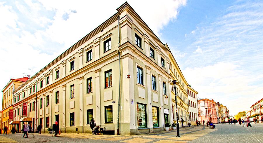 Hotel Vanilla w Lublinie - zdjęcie szerokokątne do galerii