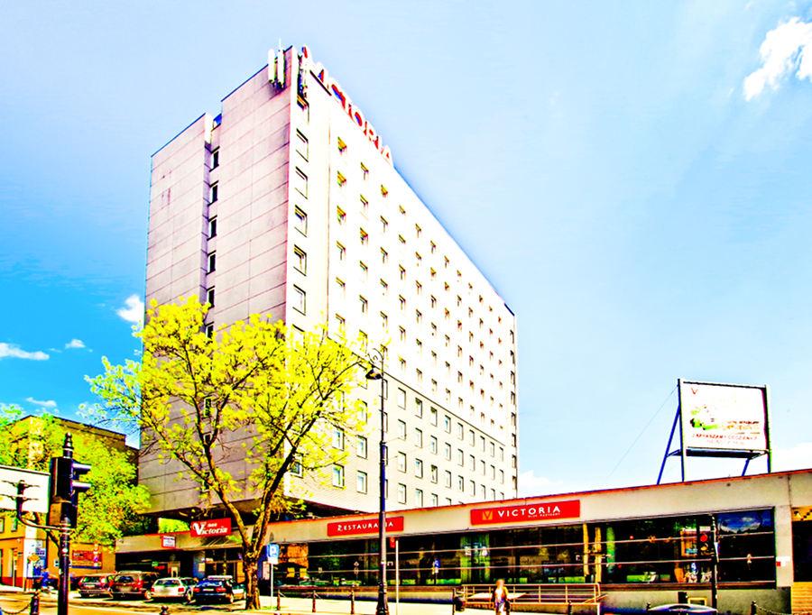 Hotel Victoria Lublin - zdjęcie z ul. Chopina do galerii